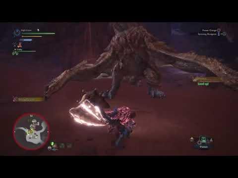 Monster Hunter World   Fast Majistic Horn/Blackspiral Horn Farming