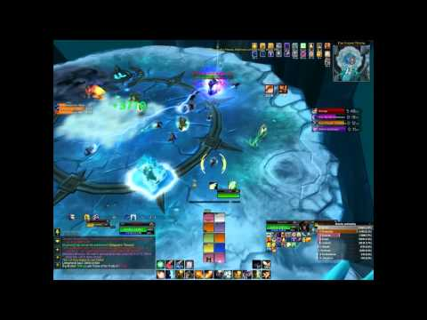 Cho'gall Pug vs. Heroic Lich King 10-man (Disc POV)
