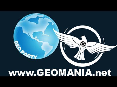 GEOPARTY (8, 9, 10-11 классы)