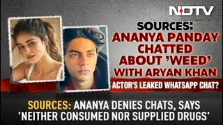Ananya Panday Denies Helping Aryan Khan Get Drugs, To Be Questioned Again