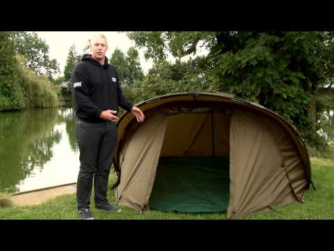 New Saber Supra LITE Carp Fishing Bivvy