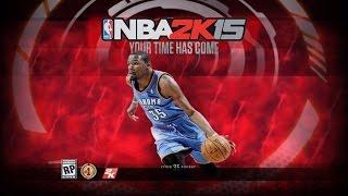 NBA 2k15 PC My Carrier