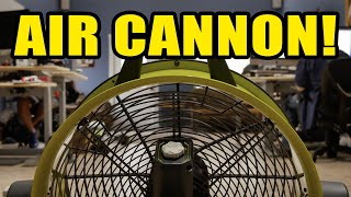 Ryobi Air Cannon Drum Fan Review P3340 | Pro Tool Reviews