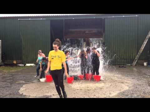 Birr house riding school ultimate ice bucket challenge!!!xx