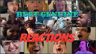 Best Live God Of War E3 REACTIONS!  AWESOME!!!!!!!! HILARIOUS!!!!!!!
