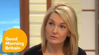 Feminist Sophie Walker Stands Up to Piers Morgan   Good Morning Britain