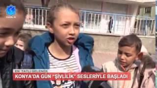Konya'da Gün 'Şivlilik' Sesleriyle Başladı || Kanal 42 Haber Merkezi