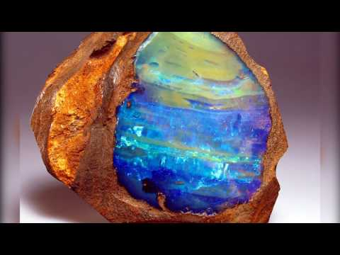 Подборка самых красивых камней и минералов в HD