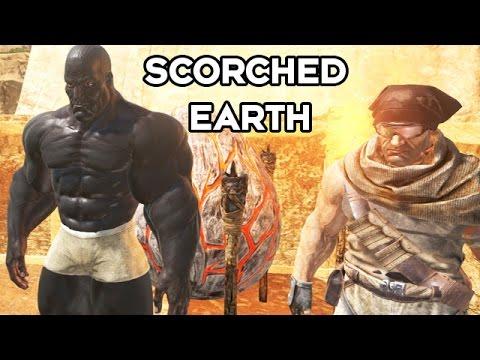 Let's Play ARK Scorched Earth Deutsch #25 - Dem Teufel die Eier geklaut