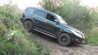 Пробы покатушки Hover H5 (2,0 td) и Opel Mokka (1,8) без фанатизма