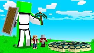 Minecraft Speedrun BUT it's Dream's World!