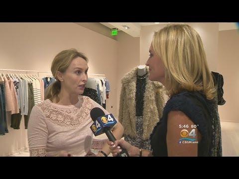 World Famous Designer Rebecca Taylor Opens Boutique In Aventura