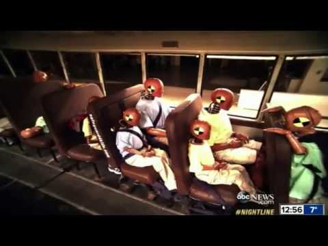 School Bus Seat Belt Debate on ABC News Nightline