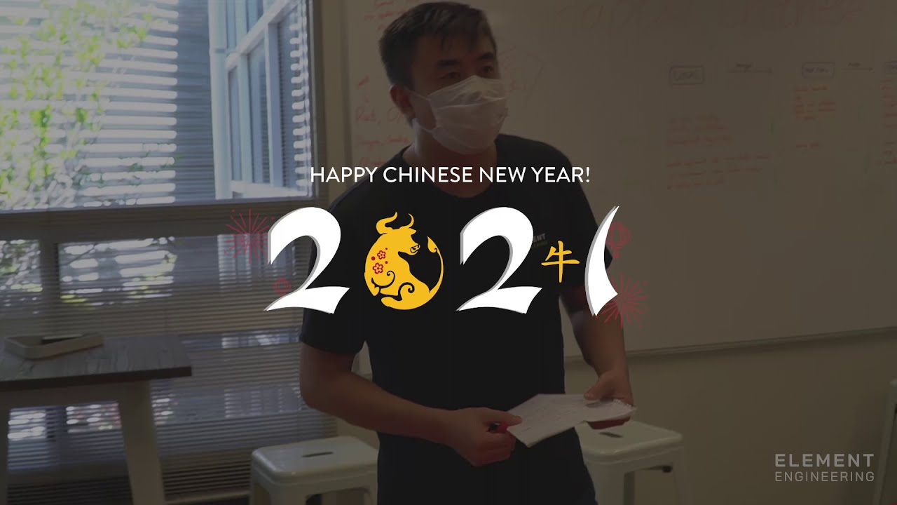 🏮🐲 Chinese New Year Lunch 2021 🐂🧧