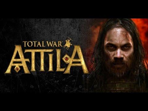 Где скачать Total War: ATTILA.