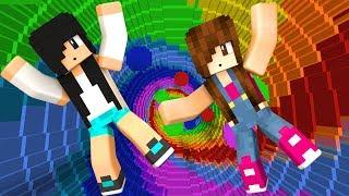 Minecraft - CAINDO COM A MAMIS (Gravity)