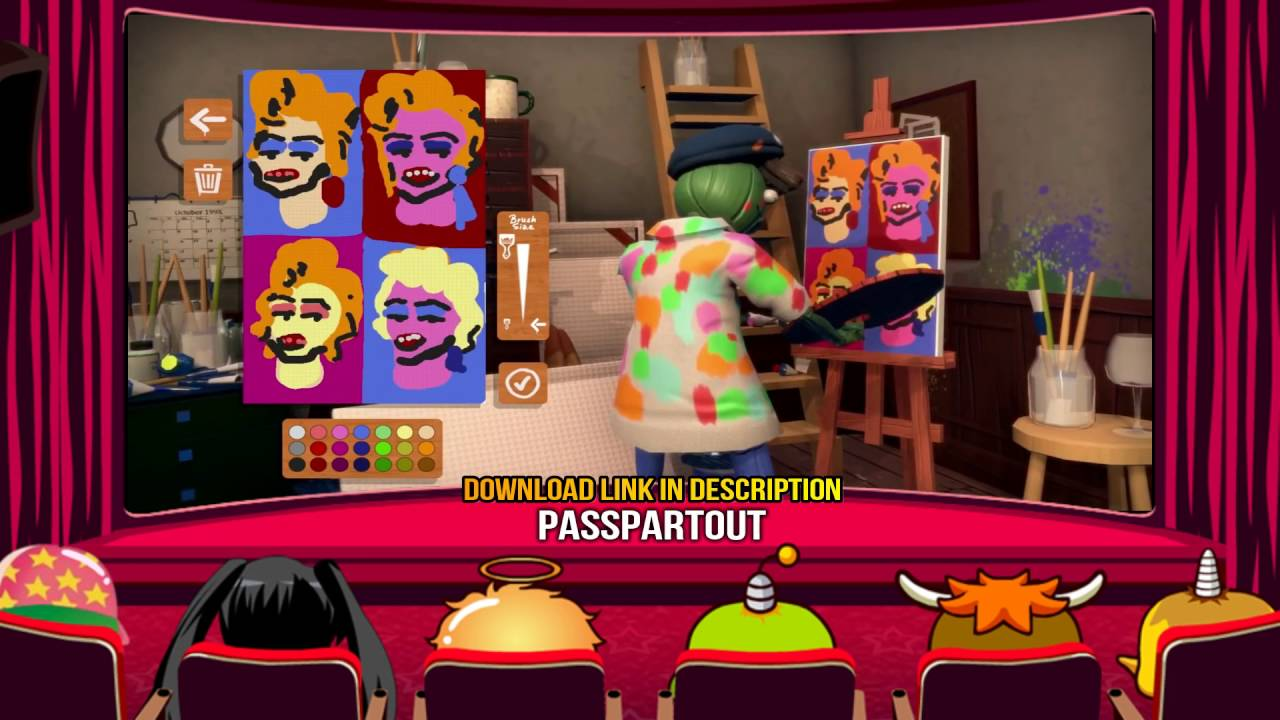Passpartout Download Game By Flamebait Games 2016