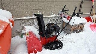Repeat youtube video 中国製除雪は使えるのか?使えないのか? べた雪で検証してみた