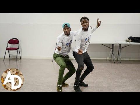 Dj Flex - Wo Onane No x Take Over (Remix) (Dance Video)