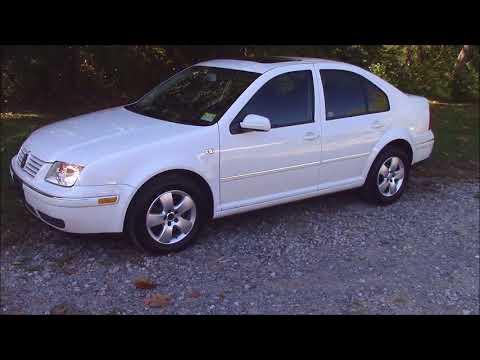 2005 VW Jetta GLS Sedan White for sale