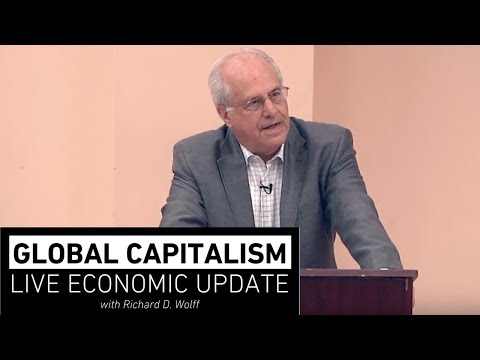 Global Capitalism:  Linking Trump and Marx's Critique of Capitalism [May 2018]