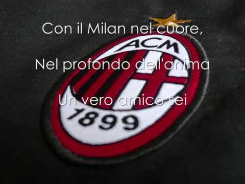 Inno AC Milan (con testo)