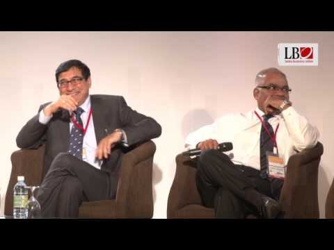 Bus, Railway public investment priority, says Dr Gunaruwan- LBR LBO Infrastructure Summit 2015