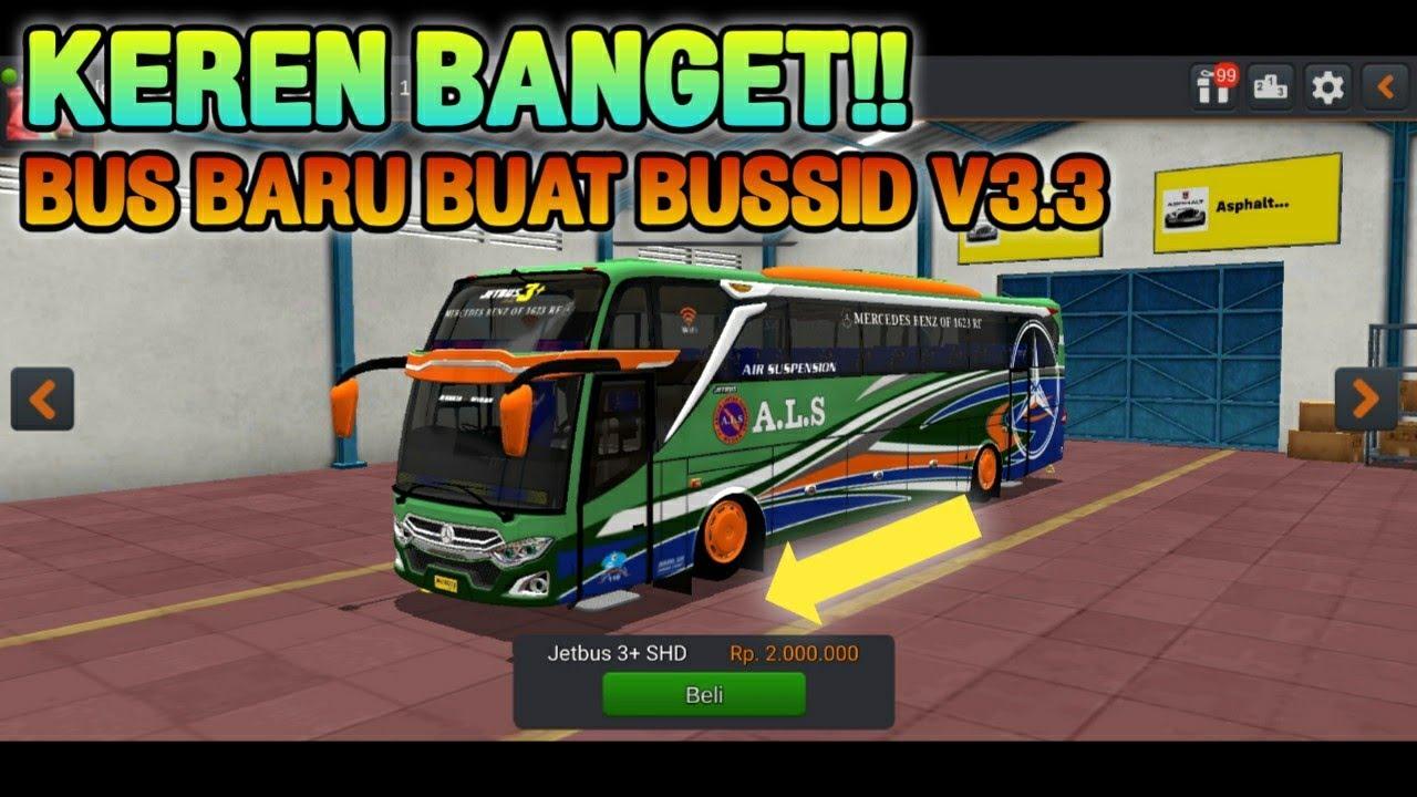 4700 Koleksi Mod Mobil Bussid V3.3 HD Terbaik