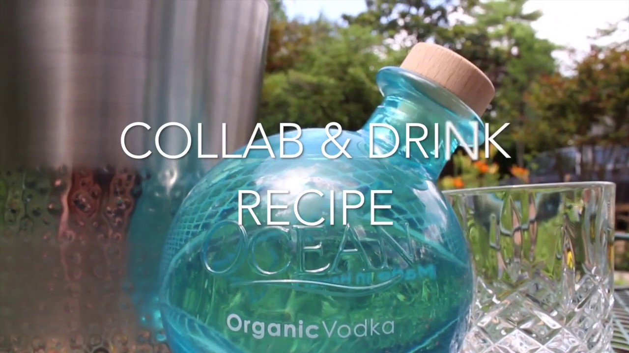OCEAN Organic Vodka || Story & Drink Recipe