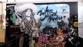 Toko Gitar dan Mainan di Pasar Santa Jakarta Selatan Indonesia | Ada Band Peonies