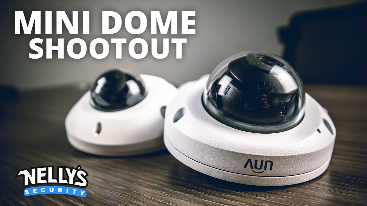 Mini Dome Shootout: H-Series vs. Uniview (NSC-254GWS-DM vs. IPC314SR-DVPF28)