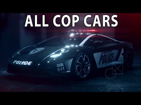 How To Be A Cop In Need For Speed Rivals