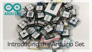 Arduino Nano Brick'R'knowledge komplet video