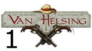 [1] Let's Play - The Incredible Adventures of Van Helsing - Village Ho!