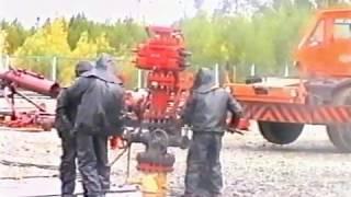 видео Превенторы плашечные и гидравлические ручные в Тюмени