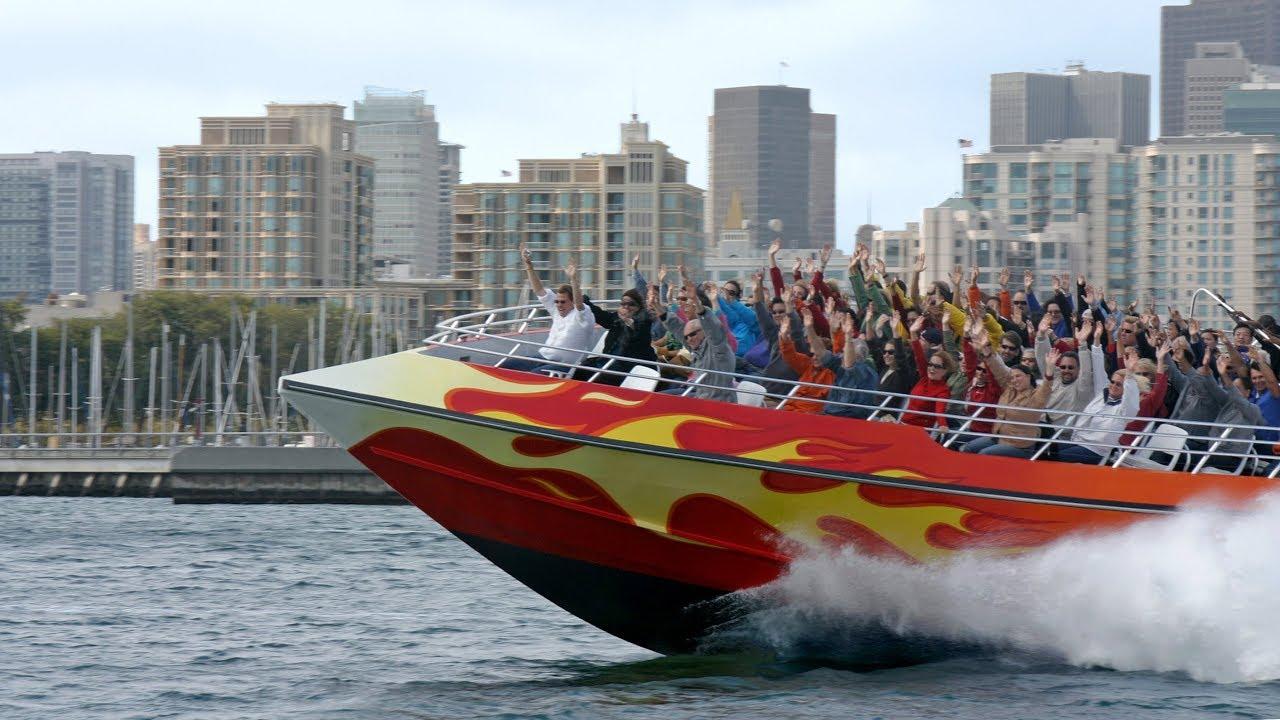 San Francisco - RocketBoat Ride