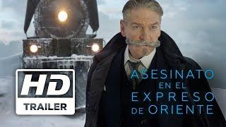 Asesinato en el Expreso de Oriente | Primer Trailer Subtitulado