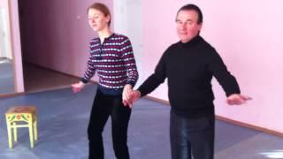 Анатолий Полозенко – Обучение степу l 4