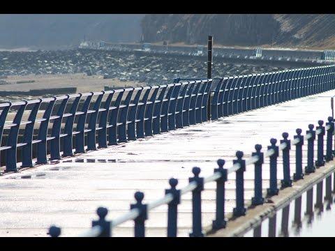 Fishing Sunderland - Hendon Promenade