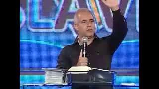 Claudio Duarte  e Silas Malafaia na Igreja Vitoria em Cristo Os Desafios de um Líder