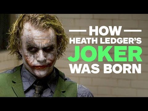 The Dark Knight: How Heath Ledger's Joker Was Born