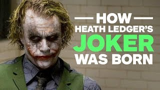The Dark Knight: How Heath Ledger