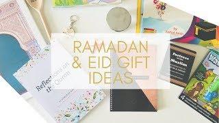 Ramadan & Eid Gift Ideas!