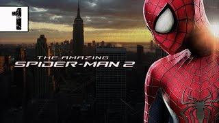 The Amazing Spider Man 2 Gameplay Walkthrough Part 1 - Spidey - (2014 Video Game)