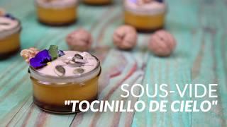 Tocino de cielo (dessert made with egg yolks and sugar)