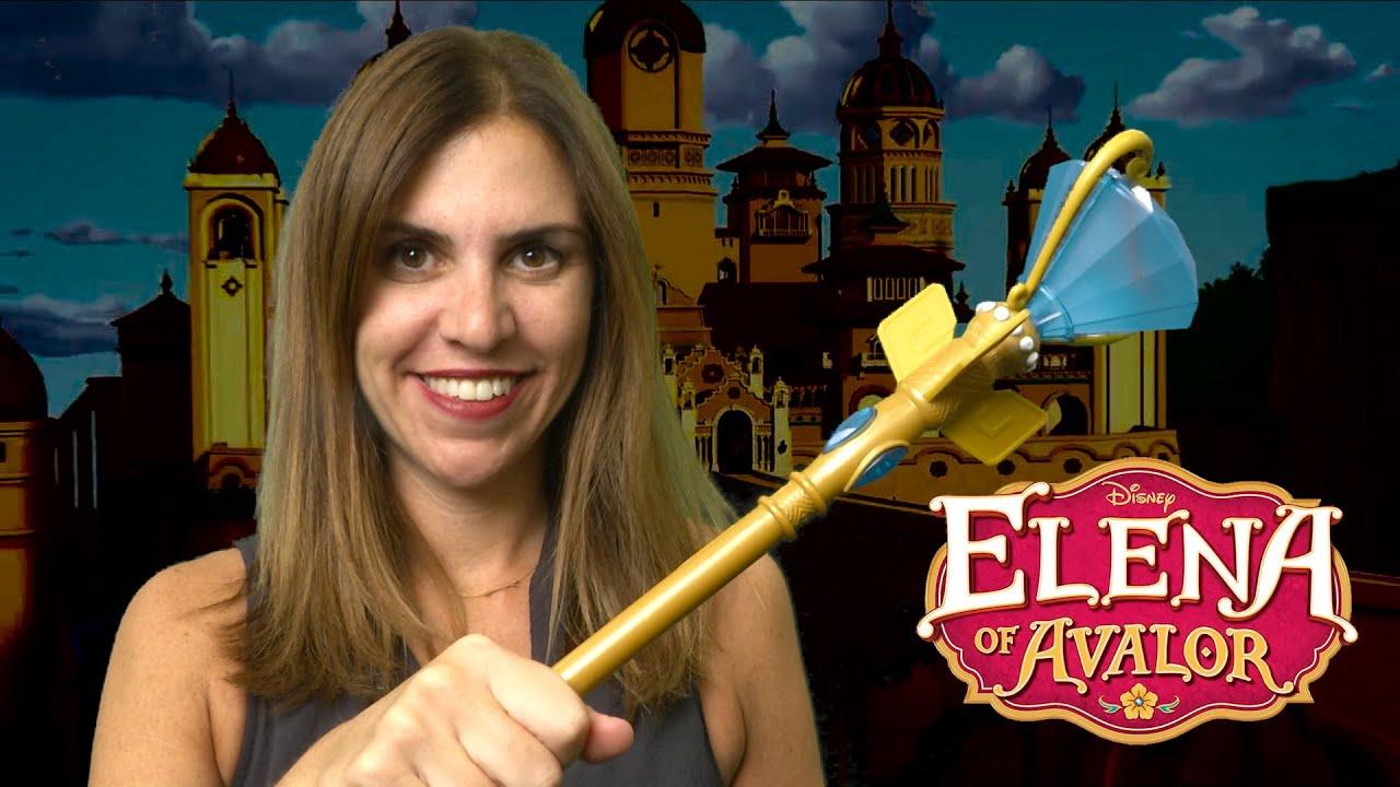 elena of avalor the scepter of light kisscartoon