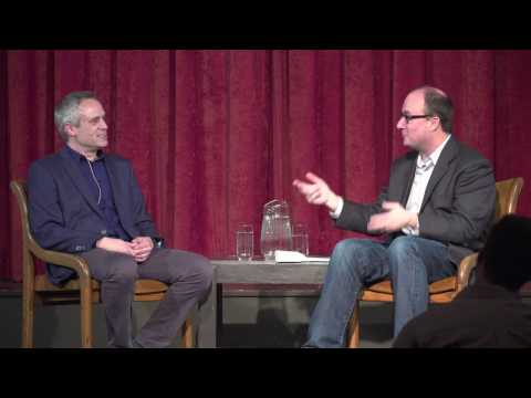 Brad Stone - Uber and Airbnb - 'The Upstarts' of Silicon Valley at Seattle Town Hall