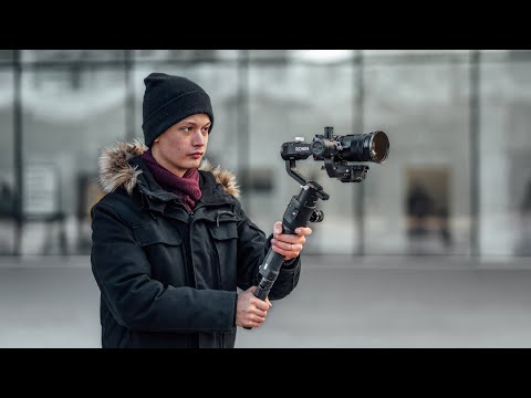How To Get Good Gimbal Shots - The Basics