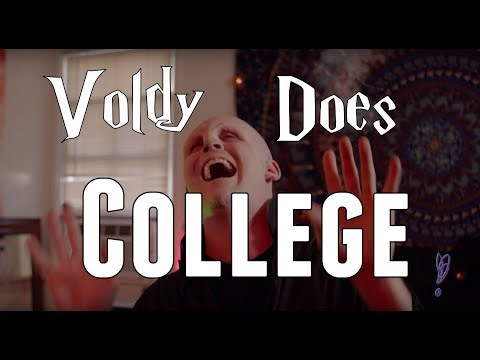 Voldy Does College