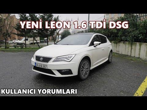 Yeni Seat Leon 1.6 Tdi Dsg   Test Sürüşü & İnceleme